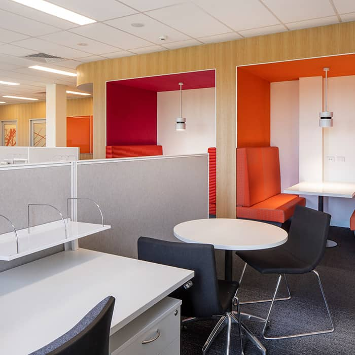 Office Fitout and Refurbishments in Melbourne