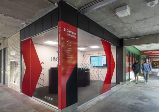 La Trobe University – Agora East I&O Hub & Tenancy split