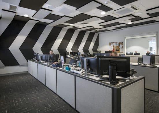 La Trobe University –  CS2 Security Control Room
