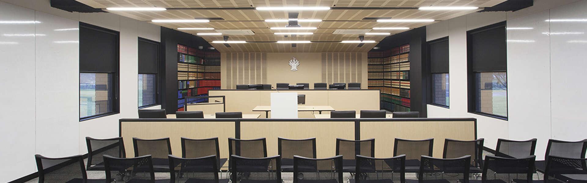 La Trobe University – Moot Court and Glenn College Refurbishment