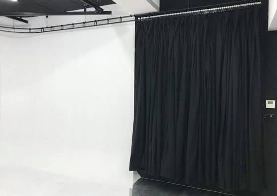University of Melbourne – Cyclorama Video and Media Production Studio