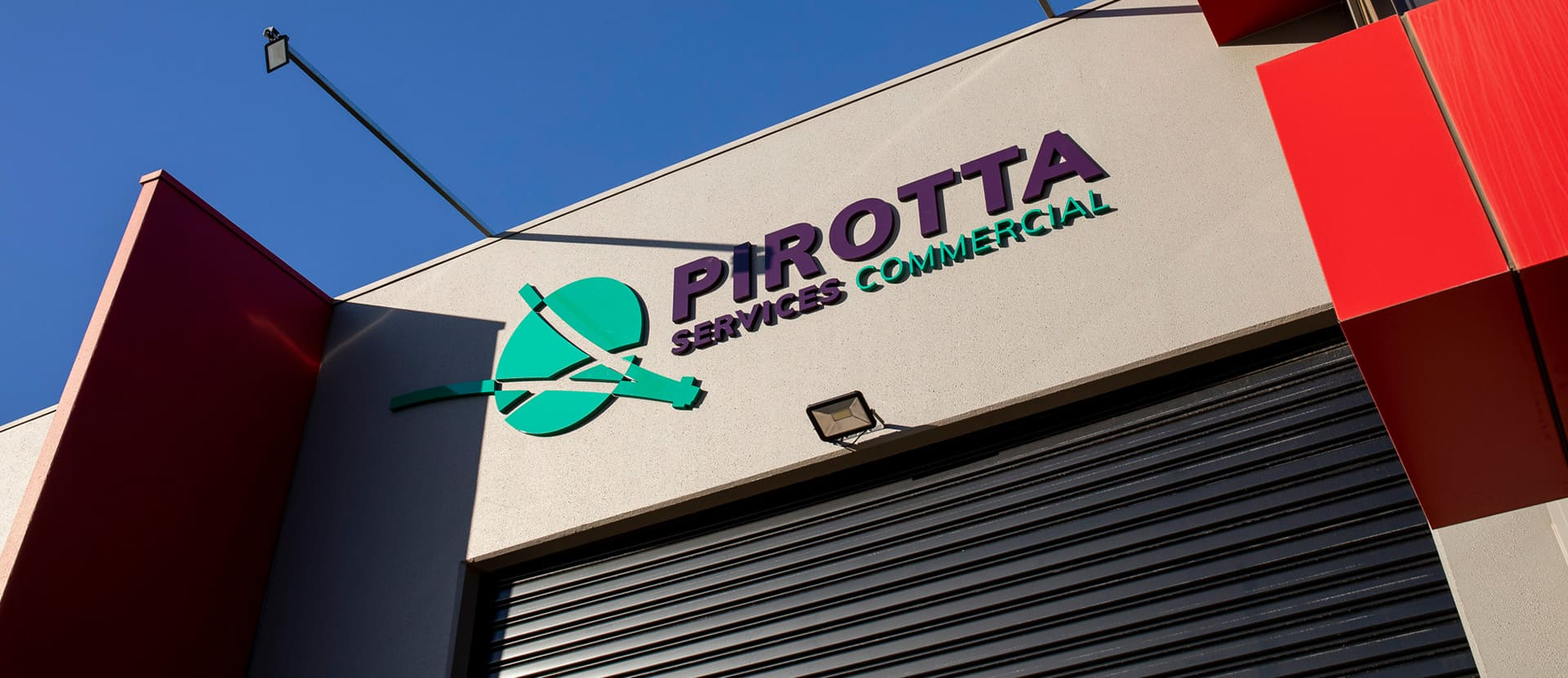 ABOUT PIROTTA SERVICES COMMERCIAL