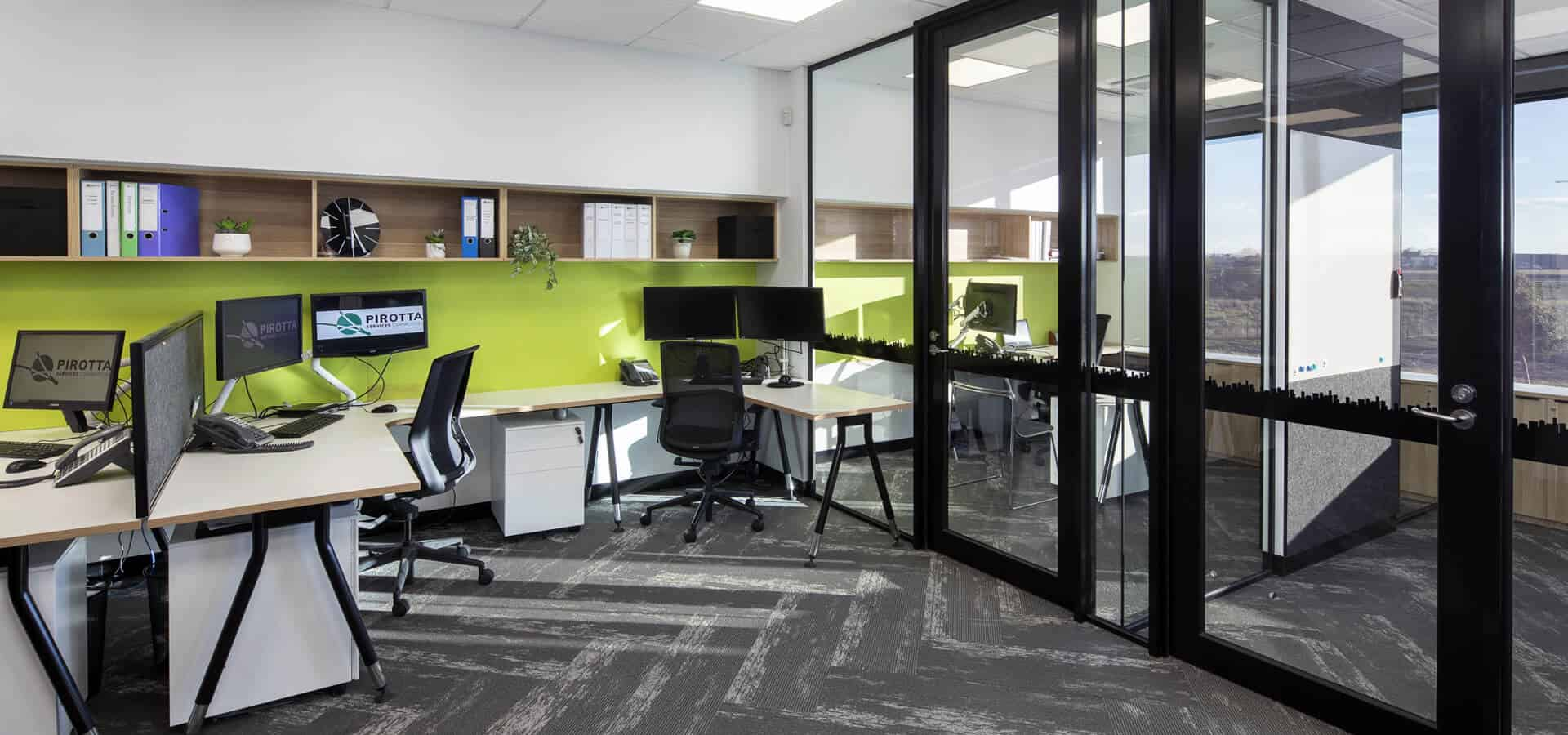Cutting Edge Building Solutions and Commercial Fitouts in Melbourne.